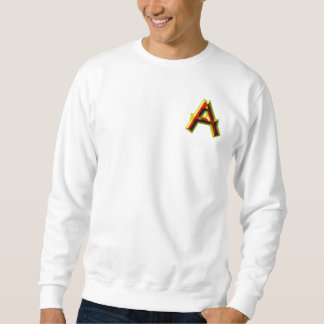 Bujeto Alphabet A Sweatshirt