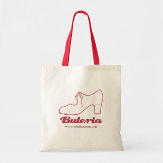 Buleria Light Canvas Bag