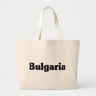 Bulgaria Classic Style Tote Bag
