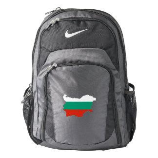 Bulgaria Flag/Map Backpack