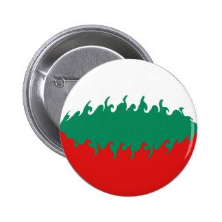 Bulgaria Gnarly Flag Pins