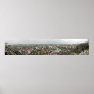 Bulgaria Panoramic 11 Poster