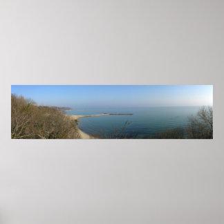 Bulgaria Panoramic 4 Poster