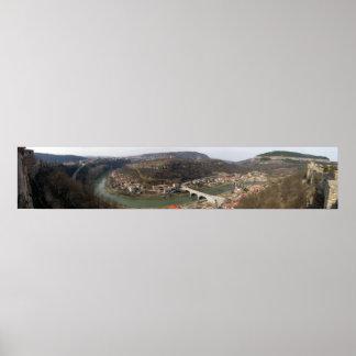 Bulgaria Panoramic 6 Poster