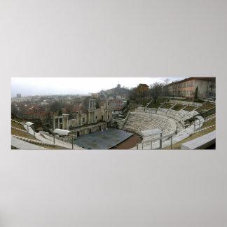 Bulgaria Panoramic 8 Poster
