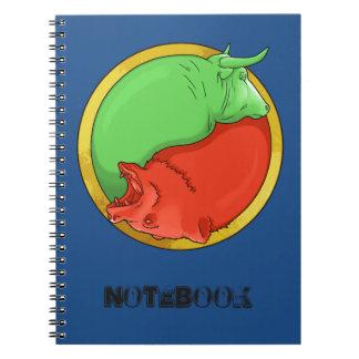 bull and bear notebooks
