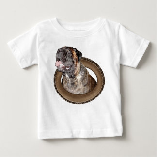 Bull Mastiff Clothing for Babies and Toddlers Baby T-Shirt