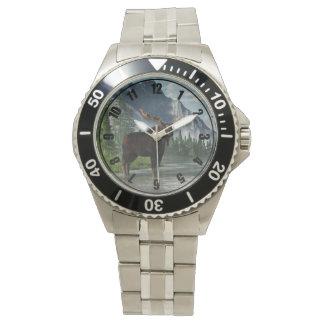 Bull Moose Watch