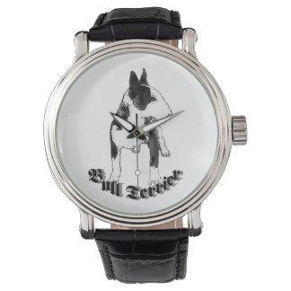 Bull Terrier dog Watch