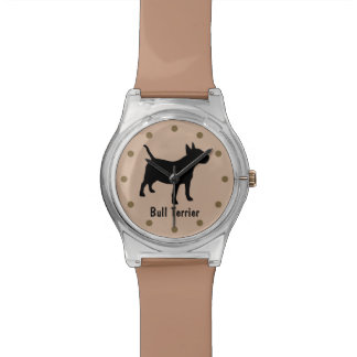 Bull Terrier Wristwatch