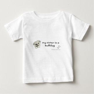 bulldog baby T-Shirt