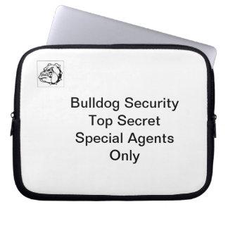 Bulldog Security Laptop Sleeve