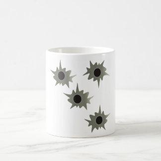 Bullet Holes Coffee Mug
