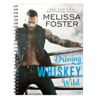 Bullet Whiskey Notebook