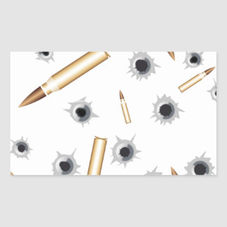 BULLETSNBULLETHOLES.png Stickers