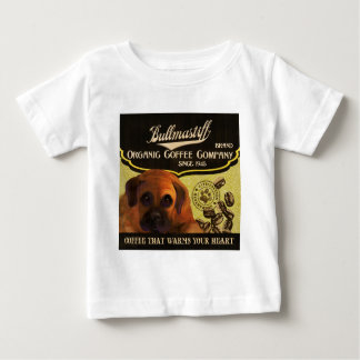 Bullmastiff Brand - Organic Coffee Company Baby T-Shirt