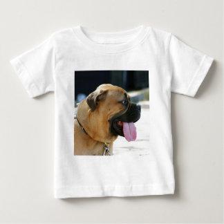 Bullmastiff Dog Baby T-Shirt