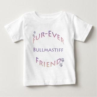 Bullmastiff Furever Baby T-Shirt