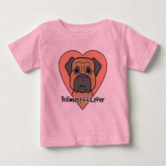 Bullmastiff Lover Baby T-Shirt