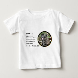 Bullmastiff Lovers Gifts Baby T-Shirt