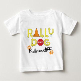 Bullmastiff Rally Dog Baby T-Shirt