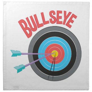 Bullseye Napkin