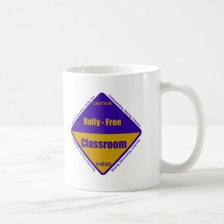 Bully - Free Classroom Basic White Mug