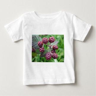 Bunch of Unripe Blackberries Baby T-Shirt