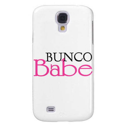 Bunco Babe Galaxy S4 Covers