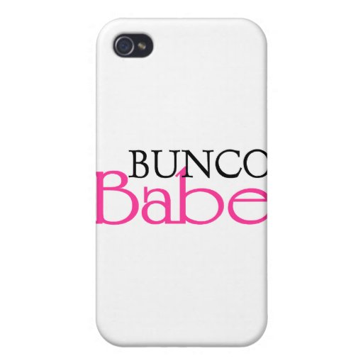 Bunco Babe iPhone 4/4S Case