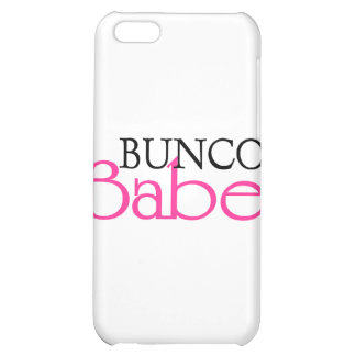 Bunco Babe iPhone 5C Covers