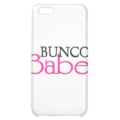 Bunco Babe iPhone 5C Covers