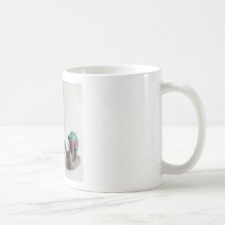 Bungbu Store Classic White Coffee Mug