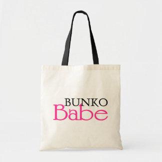 Bunko Babe Canvas Bag
