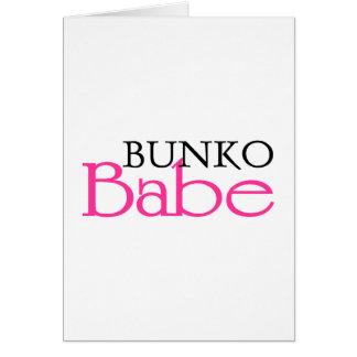 Bunko Babe Card