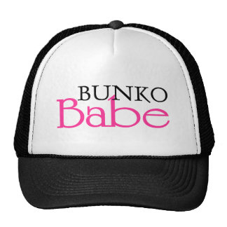 Bunko Babe Mesh Hat