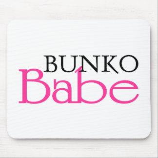 Bunko Babe Mousepad