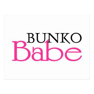 Bunko Babe Post Card