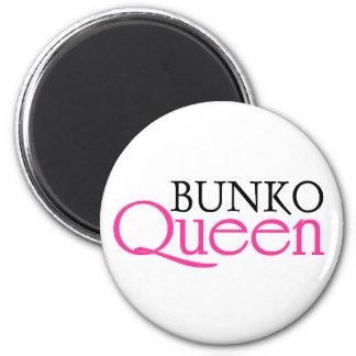 Bunko Queen Refrigerator Magnet