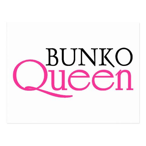 Bunko Queen Post Card
