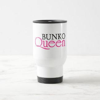 Bunko Queen Stainless Steel Travel Mug