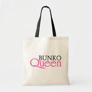 Bunko Queen Tote Bag