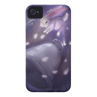 Bunny jump out in to the sky climb up iPhone 4 case