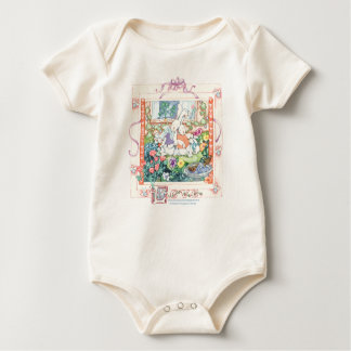 Bunny Love Baby Bodysuit