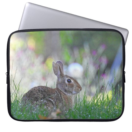 Bunny Love Computer Sleeves