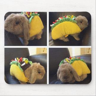 Bunny Taco Mousepad
