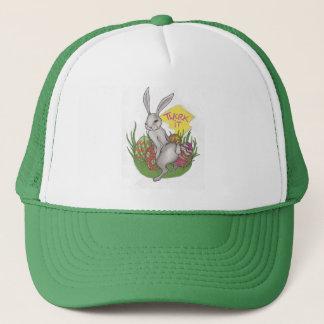Bunny Twerk Easter Trucker Hat