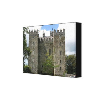 Bunratty Castles Stretched Canvas Prints