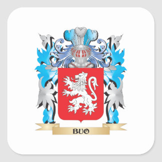 Buo Coat of Arms Sticker