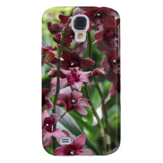 Burgundy Orchid Phone case